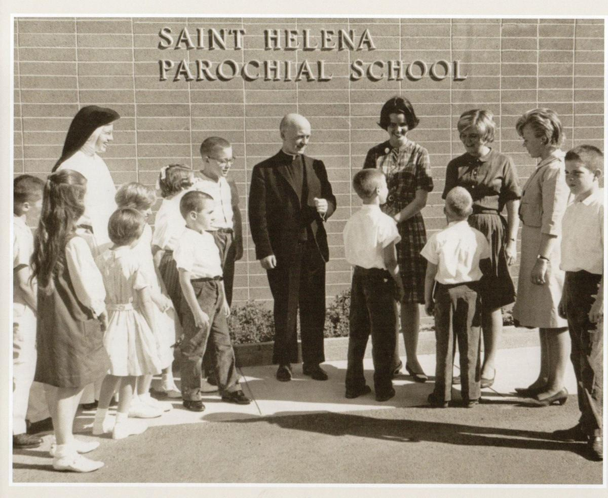 Faculty, parents rally to save struggling St  Helena