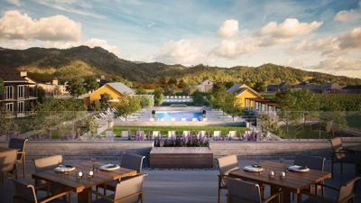 Resort at 400 Silverado Trail