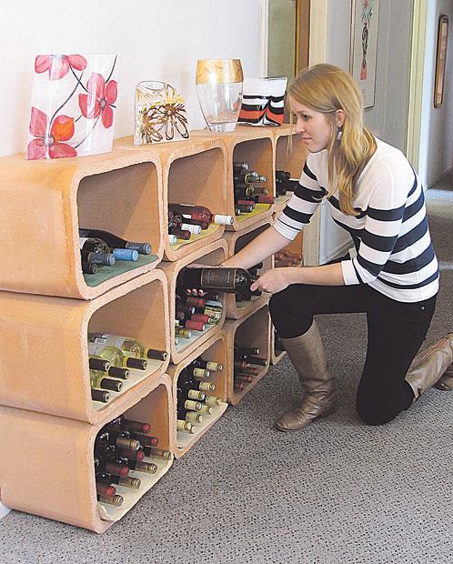 Terracotta storage