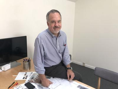 P. Brendan Kelly III, AIA of Kelly + Morgan Architects/Urban Design