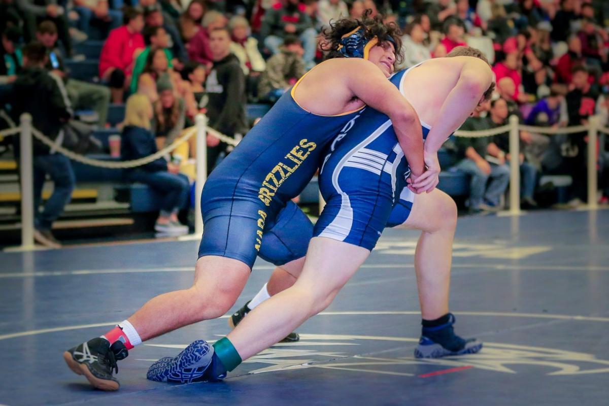 Napa High wrestling