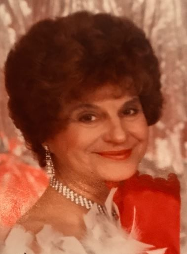 Eva Mary Geich Campanian