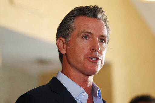 Newsom's spending binge reshapes California recall election