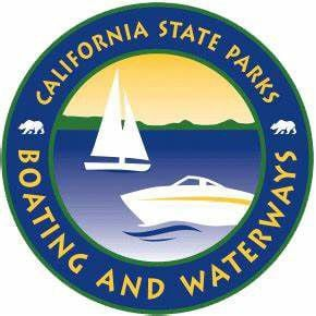 California State Parks' Division of Boating and Waterways logo