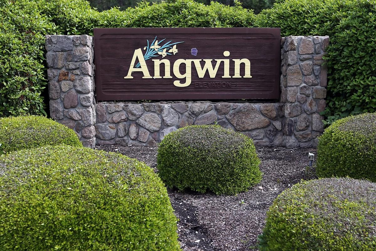 Angwin Sign