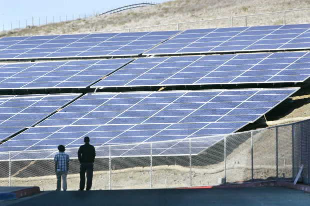 American Canyon High School Unveils Solar Power