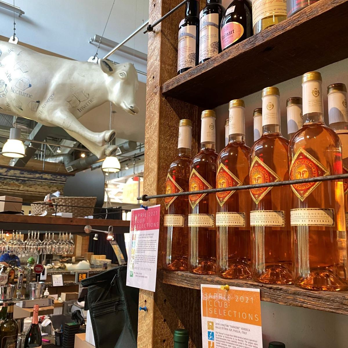 Oxbow Wine Shop