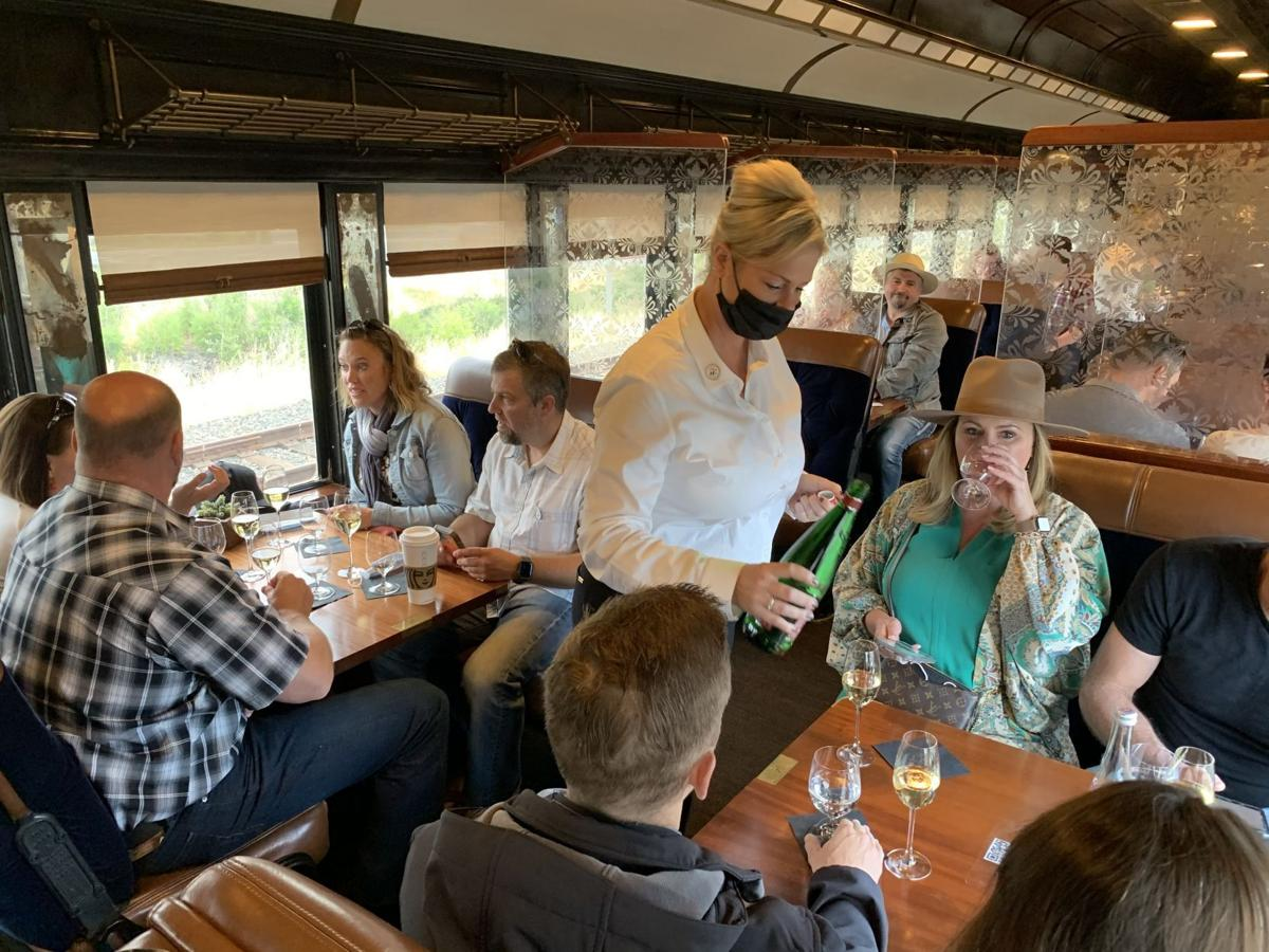 Wine Train relaunches after COVID-19