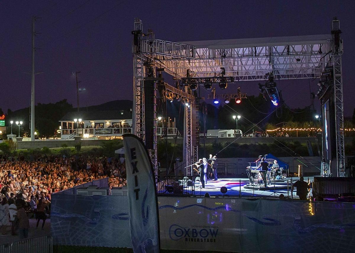 Steve Miller Band at Oxbow RiverStage