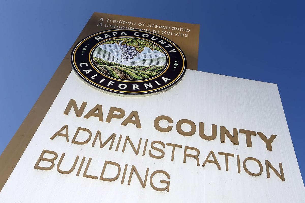 Napa County Administration Building