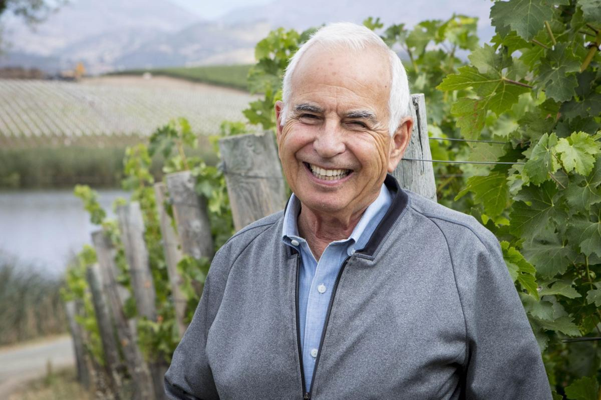 Dr. Jan Krupp, Krupp Brothers Winery