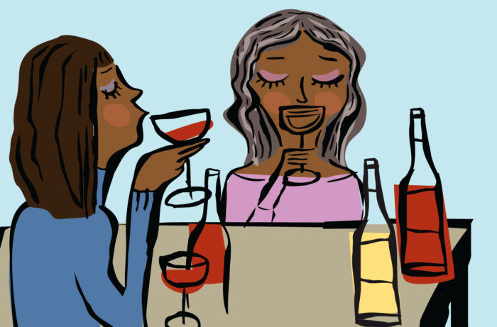 Get to Know Four Mother-Daughter Winemaking Teams
