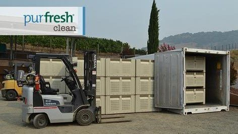 Purfresh Containers