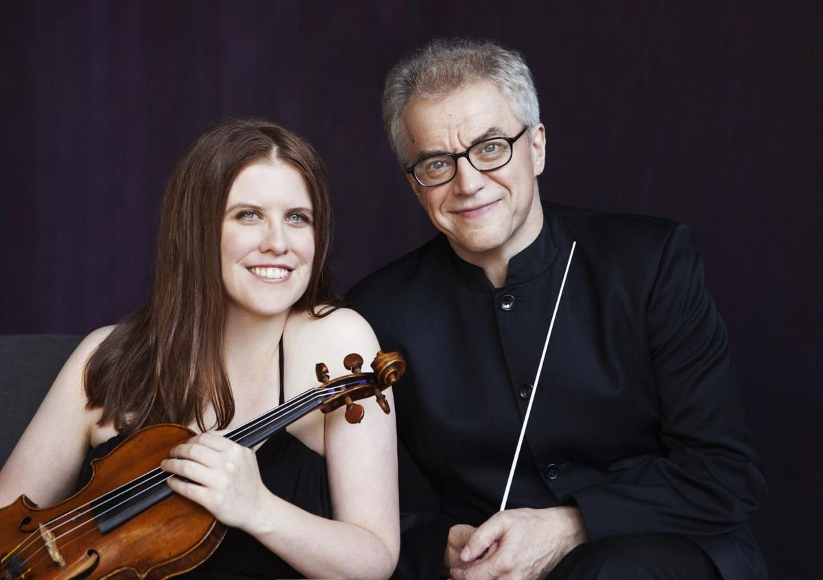 Erin Keefe and Osmo Vnsk