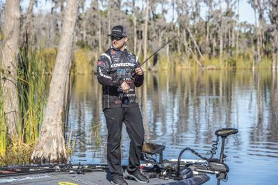WVC to host bass fishing workshop with pro angler Bradley Roy
