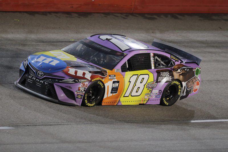 Incident involving Busch, Elliott could ignite a new NASCAR rivalry