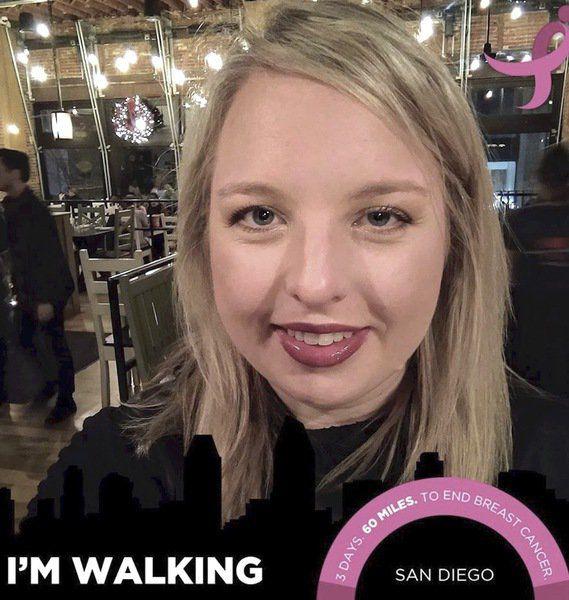 Band fundraiser to support Komen 3-Day walk