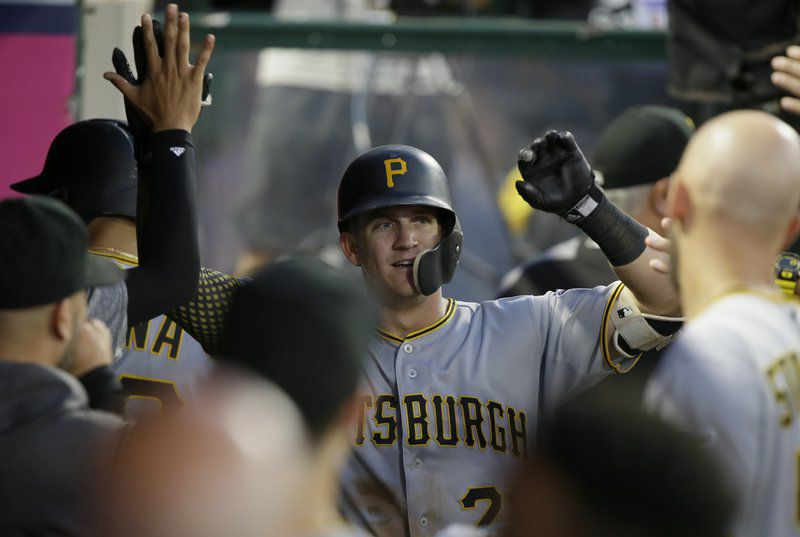 Keller wins as Pirates snap eight-game skid, beat Angels