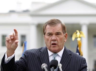 Ex-Homeland Security Secretary Tom Ridge hospitalized