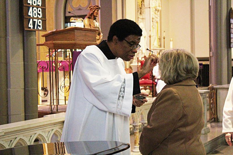 New priest credits the help of local parishioners