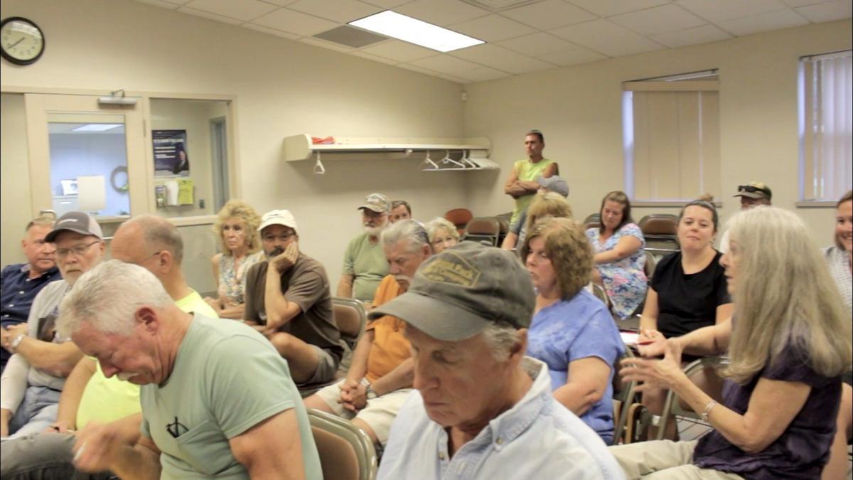 Slippery Rock Township residents
