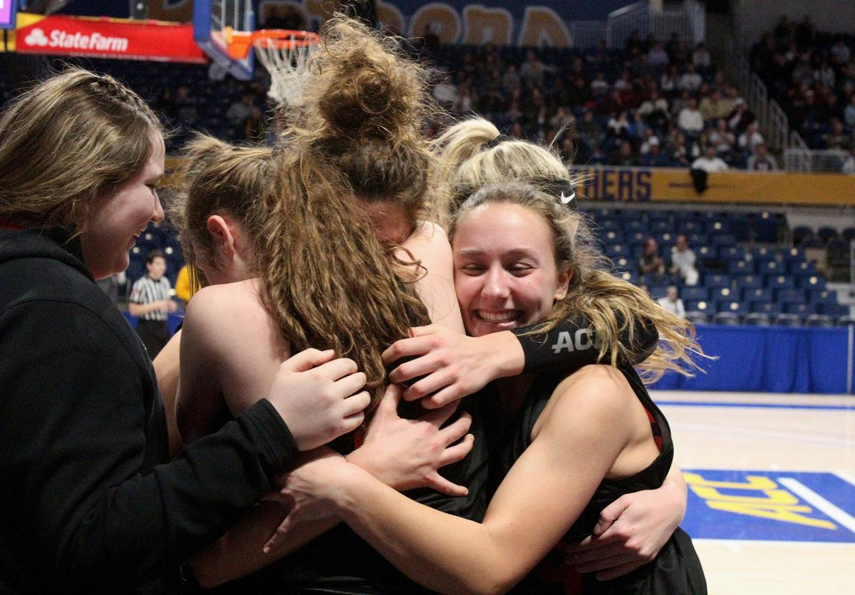 Mohawk hugs
