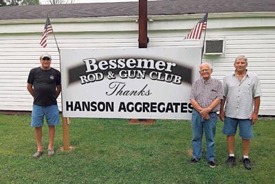 Bessemer Rod & Gun Club officers