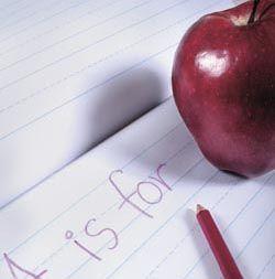 In The Schools ...