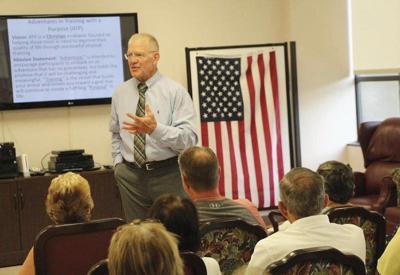 Former Steeler discusses activity, dementia