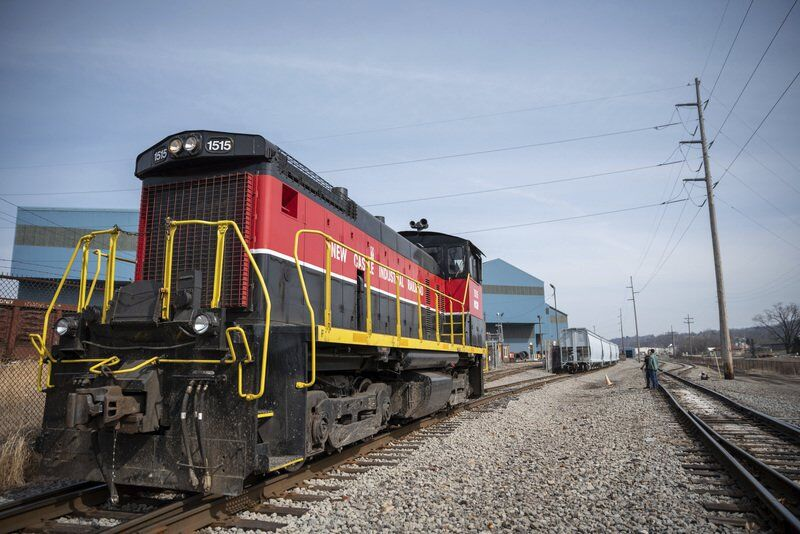 Local railroad company a boon to industry