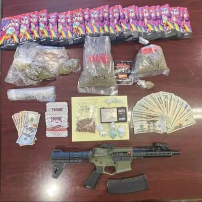 Police seize drugs during South Side raid