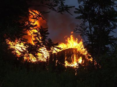 Mahoning Township fire