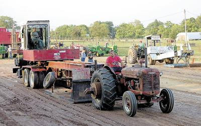 Photo Gallery, Story: Owners of antique tractors gather for
