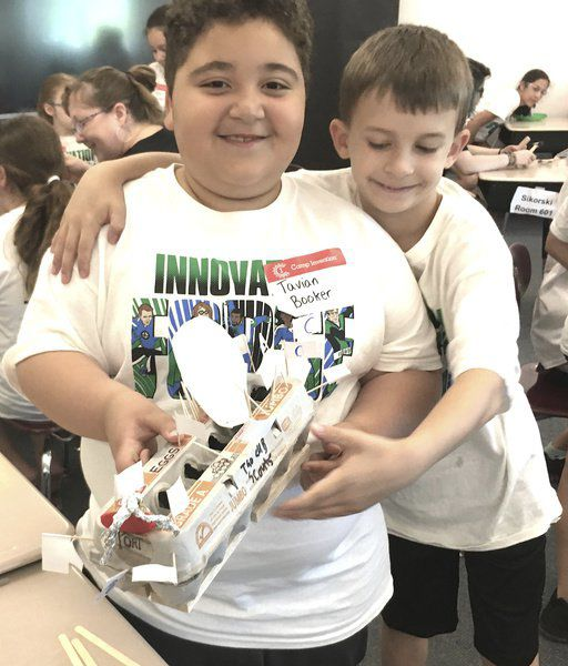 Camp Invention keeps teachers, students on their toes keeping up with National Inventors Hall of Fame inductees