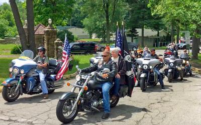 Riding for veterans