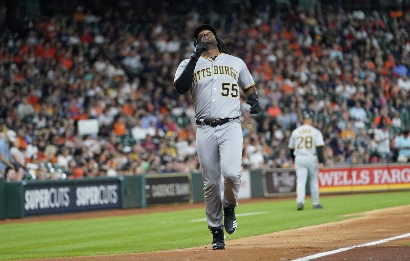 Bell homers again as Bucs cruise past Astros