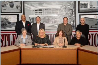 New Castle school board