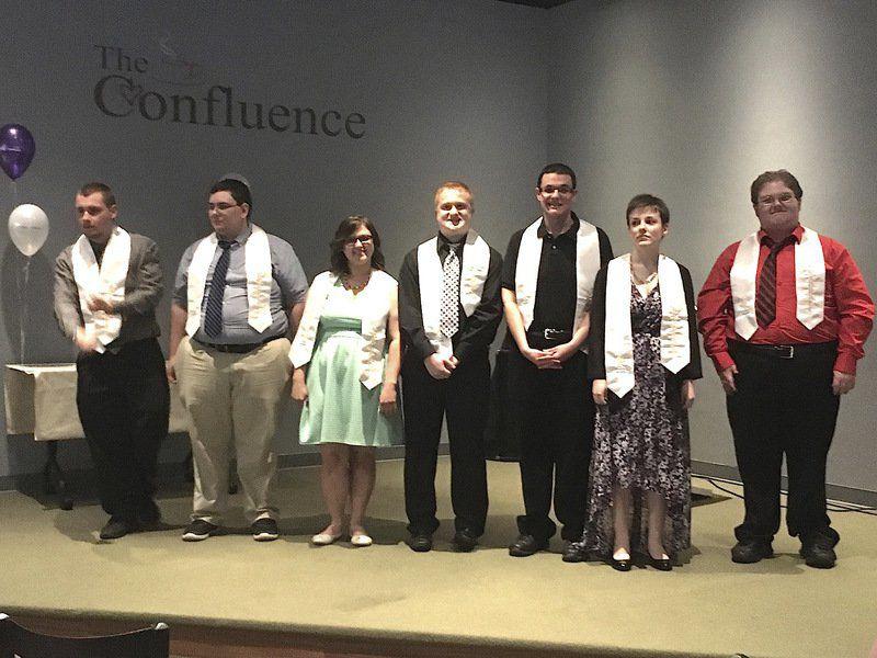 Students graduate from UPMC Jameson program