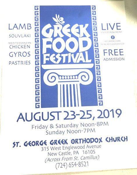 Greek Food Festival benefits from New Castle 'community'