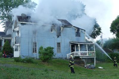 Crawford Avenue fire
