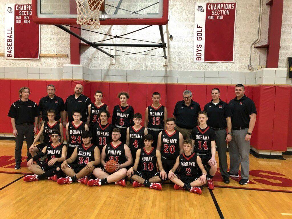 Mohawk boys team photo