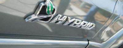How to calculate the cost savings of a hybrid vehicle