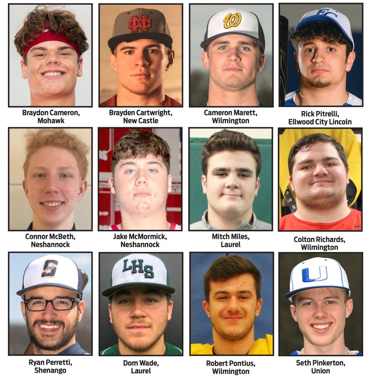 Boys athlete of the year candidates