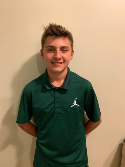 Freshman gets ace during practice round with Laurel golf team