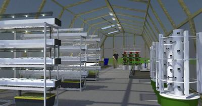 Greenhouses in line for new life as ag and training center