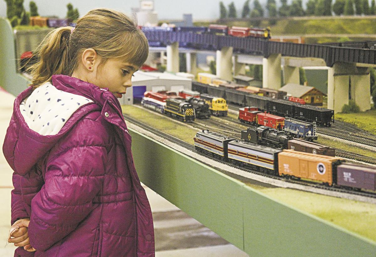 Railroad display
