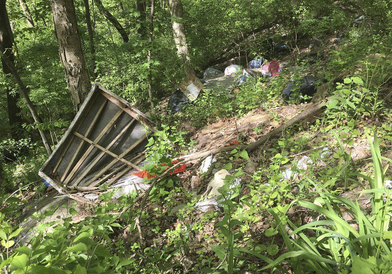 County, city team up to combat dumping