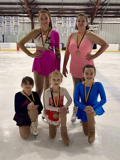 Hess skaters earn medals at two competitions