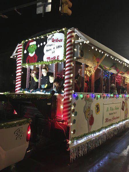 Holiday parade moves to Saturday this year