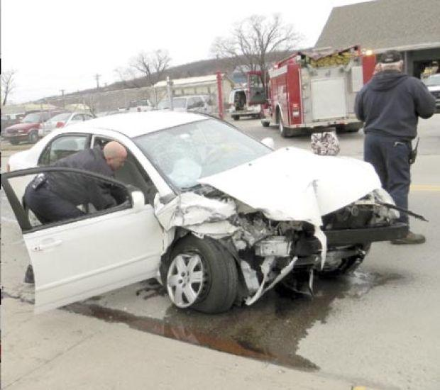 Passenger dies after Moravia Street crash   Local News